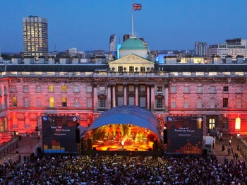 Summer Series at Somerset House: Sam Smith + MNEK picture