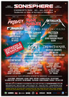 Flyer thumbnail for Sonisphere 2014