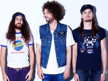 Wolfmother artist photo