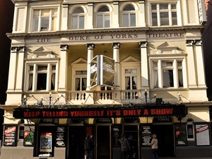 Duke of York's Theatre artist photo