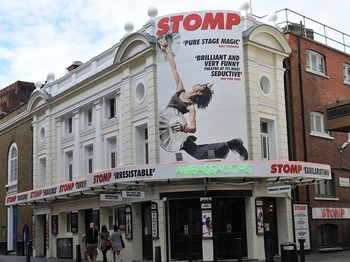 Ambassadors Theatre venue photo