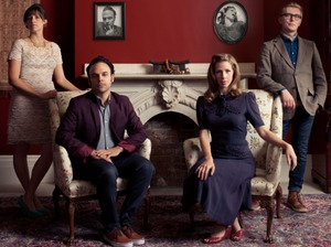 Lake Street Dive artist photo