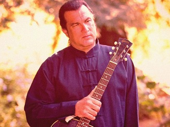 Steven Seagal's Blues Band artist photo