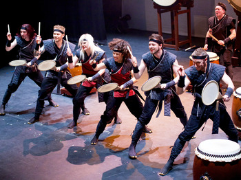 The Way Of The Drum: Mugenkyo Taiko Drummers picture