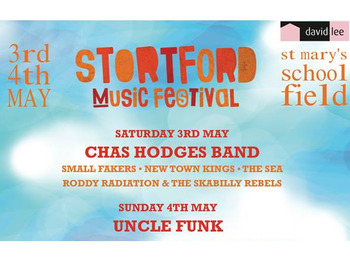Stortford Music Festival picture