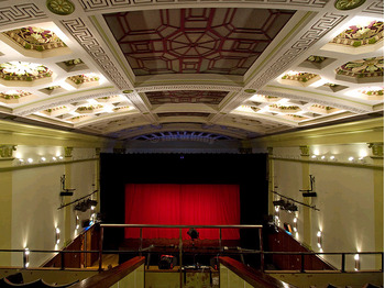 Guildhall Theatre venue photo