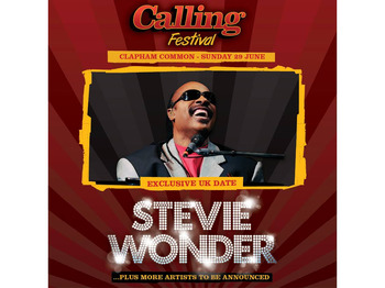Calling Festival: Stevie Wonder + Jack Johnson + Paloma Faith + India.Arie picture