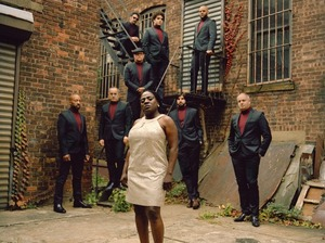 Sharon Jones And The Dap Kings artist photo