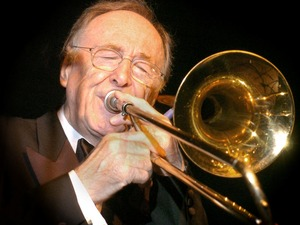 Chris Barber artist photo