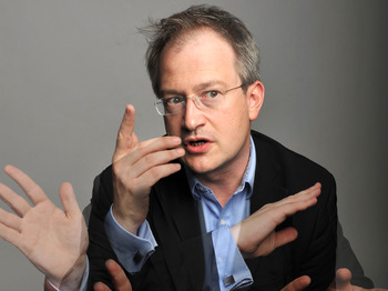 Robin And Josie's Shambles: Robin Ince, Josie Long picture