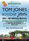 Flyer thumbnail for Barclaycard Presents British Summer Time Hyde Park: Tom Jones + Boyzone + Little Mix + 10cc + The Bootleg Beatles + Troy + Go!Go!Go! + Hello Kitty