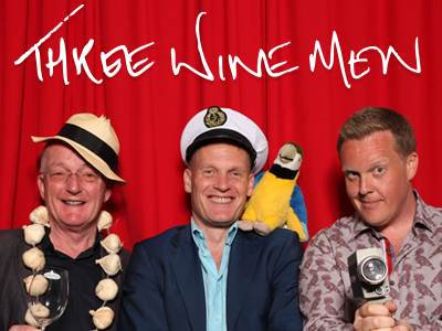 Three Wine Men artist photo