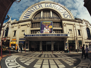 Blackpool Winter Gardens artist photo