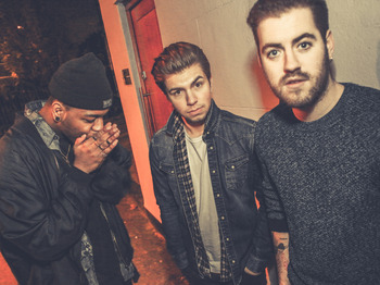 #hashtag : Loveable Rogues + Scott from Geordie Shore + Dan Roach picture