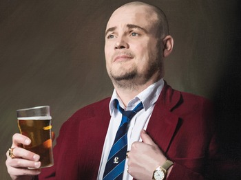 One Man, One Guvnor: Al Murray picture