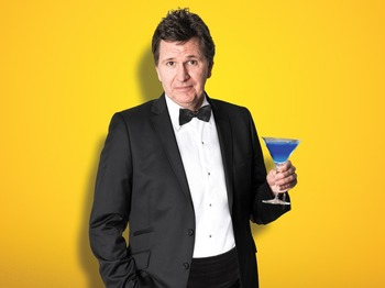 Pun Gent: Stewart Francis picture