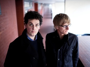Simian Mobile Disco + Matt Walsh picture