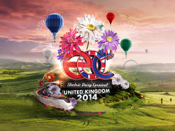 Electric Daisy Carnival UK picture
