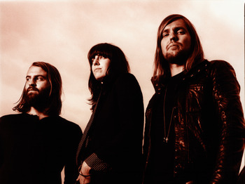 Band of Skulls + Bo Ningen picture