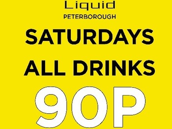 Liquid, Envy & Myu Bar Peterborough venue photo