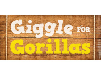 Giggle For Gorillas: Russell Howard, Steve Williams, Steve Hall picture