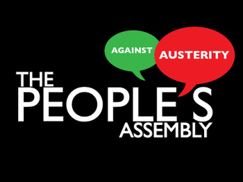 Stand Up Against Austerity: Jo Brand, Jason Manford, Stewart Lee, Shappi Khorsandi, Francesca Martinez, Marcus Brigstocke, Jeremy Hardy, Mark Steel, Jen Brister, Robin Ince, Kate Smurthwaite picture