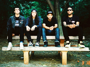 Trash Talk artist photo