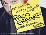 Paco Erhard artist photo