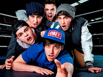 Got Cake Tour: The Janoskians picture