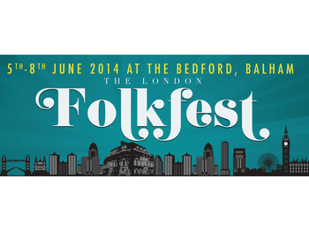 The London Folkfest 2014 picture