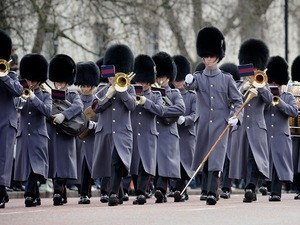 The Band of the Grenadier Guards artist photo