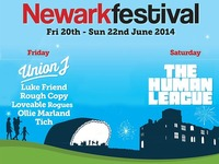 Flyer thumbnail for Newark Festival 2014