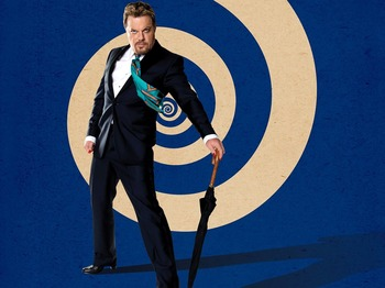 Show Exceptionnelle: Eddie Izzard, Alistair McGowan picture