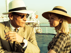 Film promo picture: The Two Faces Of January
