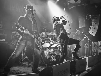 Home Grown Rock Presents A Huge Classic Live Rock Night Camden: Slam Cartel + The Brink picture