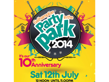 Galhampton Party In The Park 2014 picture