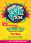 Flyer thumbnail for Galhampton Party In The Park 2014