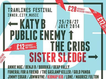 Tramlines Festival 2014 picture