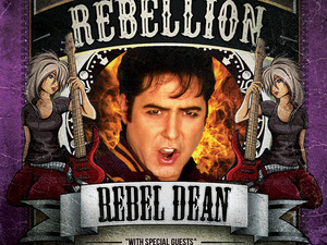 Rebel Dean artist photo