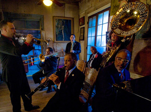 Preservation Hall Jazz Band artist photo