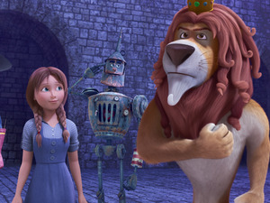 Film promo picture: Legends Of Oz: Dorothy's Return