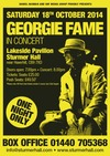 Flyer thumbnail for Georgie Fame