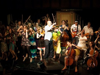 Conservatoire Folk Ensemble artist photo