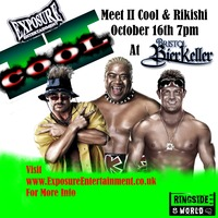 Flyer thumbnail for Meet Former WWE Superstars Rikishi & Too Cool
