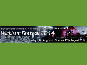 Wickham Festival 2014 picture