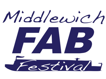 Middlewich Folk And Boat Festival 2014 picture