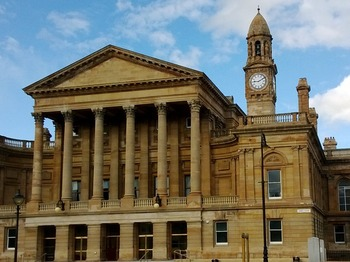 Paisley Town Hall venue photo