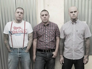 Lars Frederiksen And The Old Firm Casuals artist photo