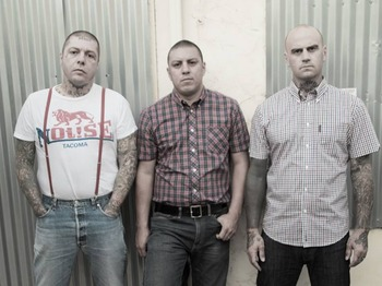 The Old Firm Casuals artist photo