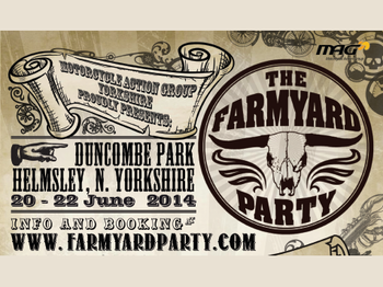 The Farmyard Party 2014 picture